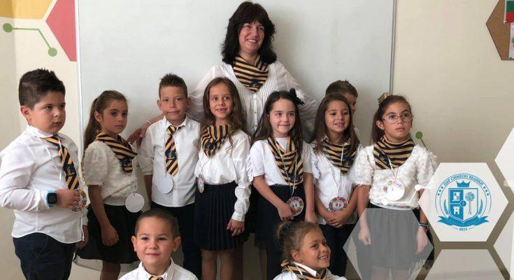 Срещата с учениците и вълненията от първия учебен ден - Интервю с Румяна Божинова - 1